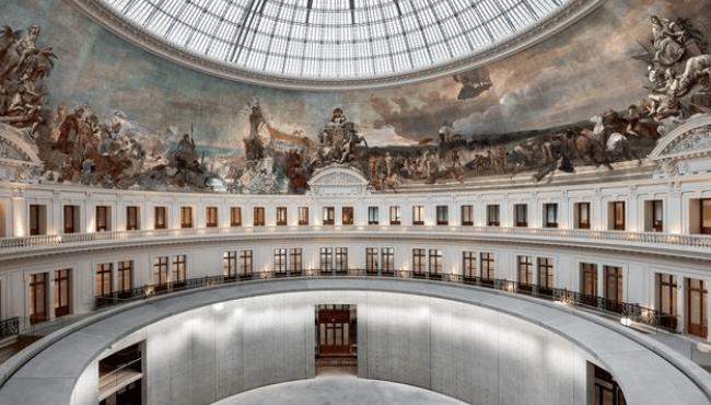 NOUVEAU MUSÉE : BOURSE DE COMMERCE