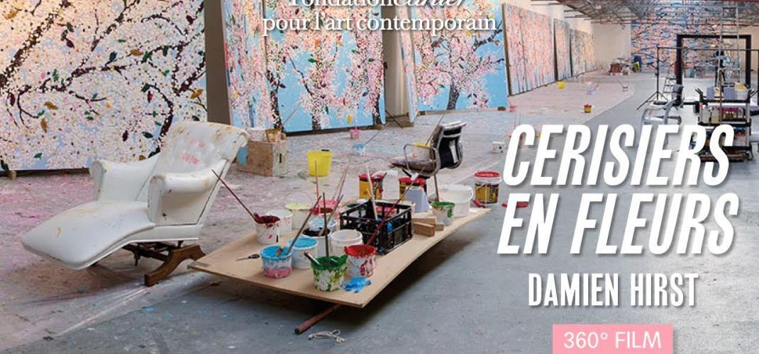 Damien Hirst - Fondation Cartier