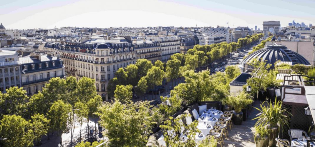 MUN - LE NOUVEAU ROOFTOP DE PARIS
