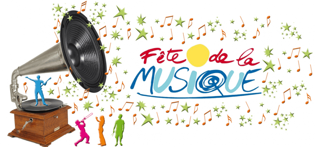 Célébrons la fête de la musique!