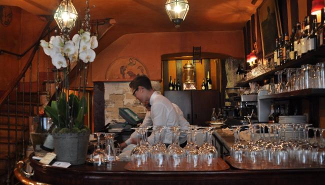 La Petite Chaise - le plus vieux restaurant de Paris