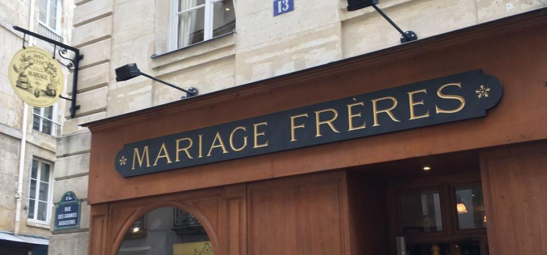 Mariage Frères - Salon de Thé