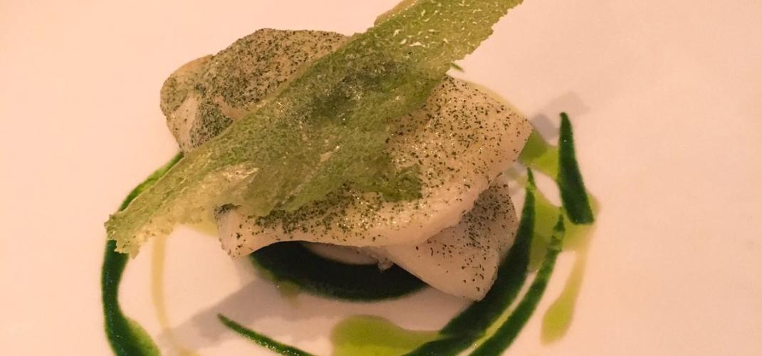 Akrame - restaurant recommandé par Delphine