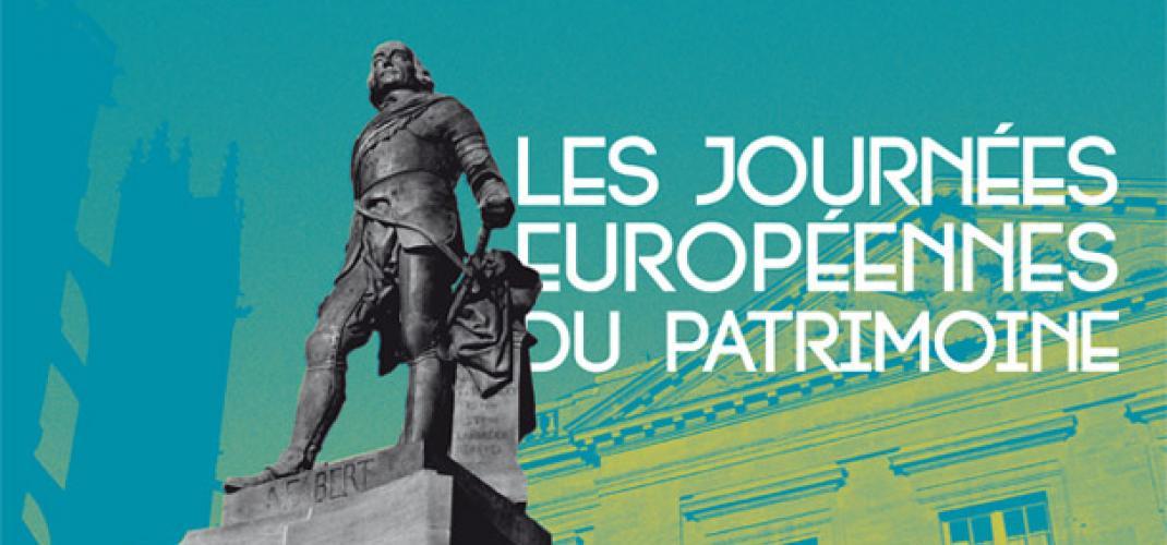 Les Journées Européennes du Patrimoine