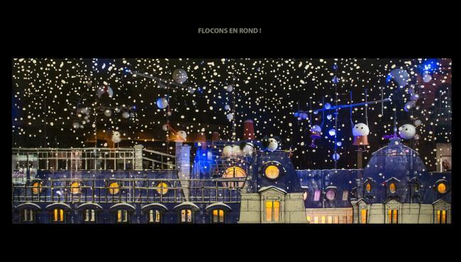 La magie de Noël à Saint Germain des Près!