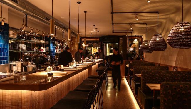 Bar des Prés - by CYRIL LIGNAC recommandé par Delphine