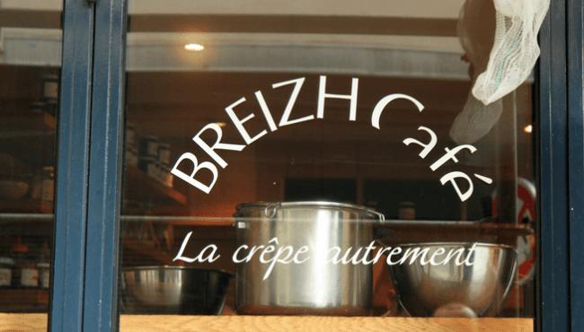 BREIZH CAFE à Odéon !!!