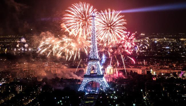 Fête Nationale - Joyeux 14 Juillet à tous!