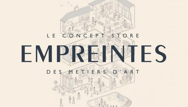 Empreintes - Le Concept Store des métiers d'art