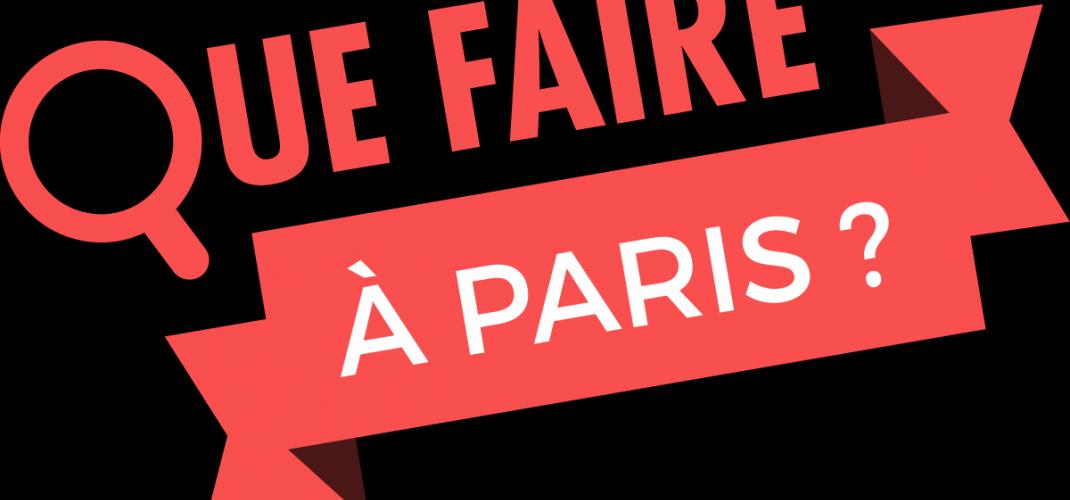 Un weekend de Septembre à Paris!