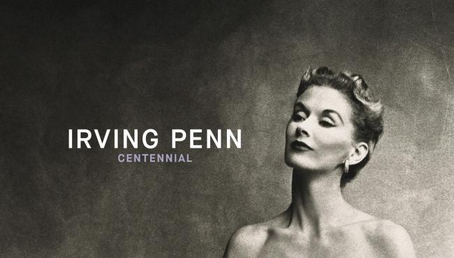 Irving Penn - Exposition au Grand Palais jusqu'en Janvier 2018