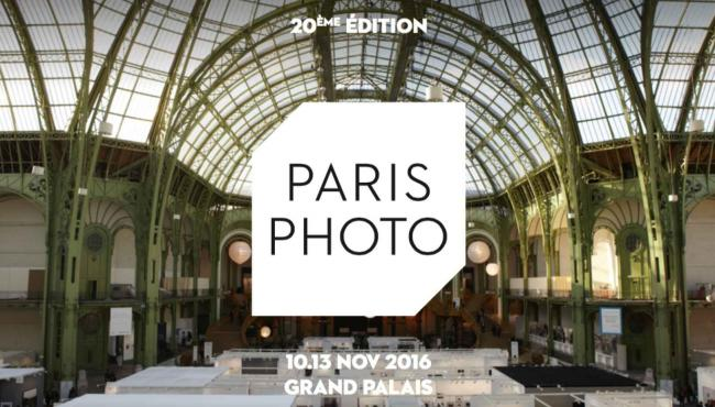 Paris Photo - Foire internationale sous la nef du Grand Palais