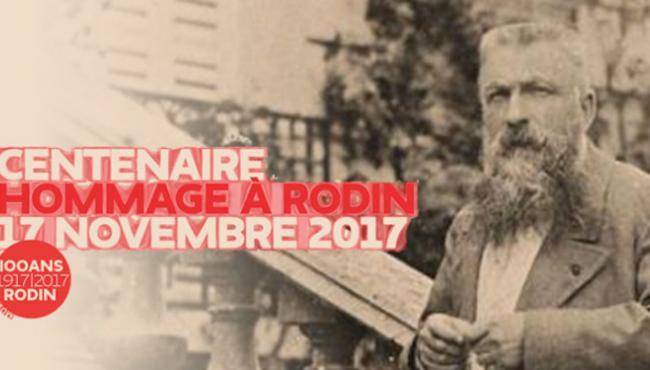 Hommage à Rodin - superbe programme du 17 au 19 novembre!