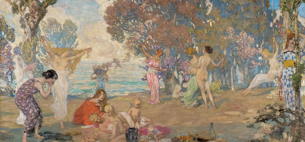 Le Musée d'Orsay met le cap sur la mer Baltique!