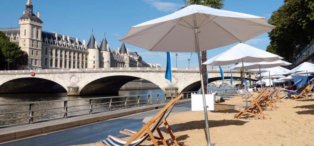Quelques idées pour le mois d'Aout à Paris :-)