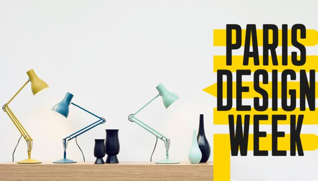 Paris Design Week - du 7 au 15 Septembre