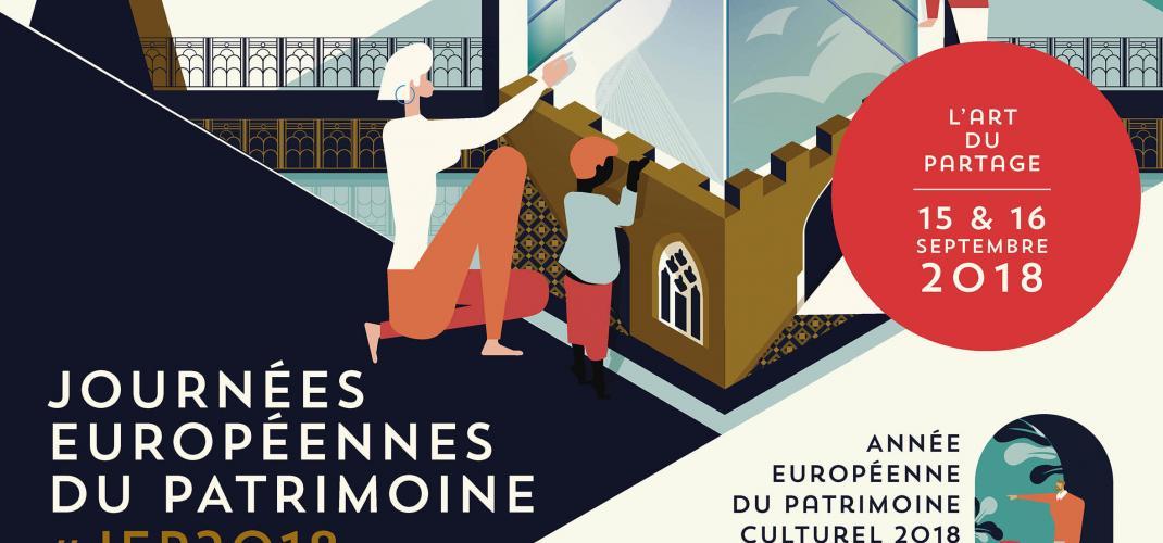 Journée Européennes du Patrimoine 2018