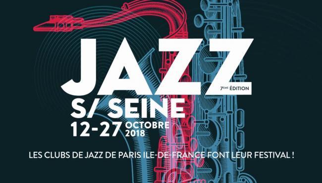 Festival Jazz sur Seine du 12 au 27 Octobre