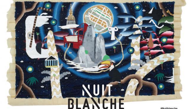 Nuit Blanche à Paris - 2018