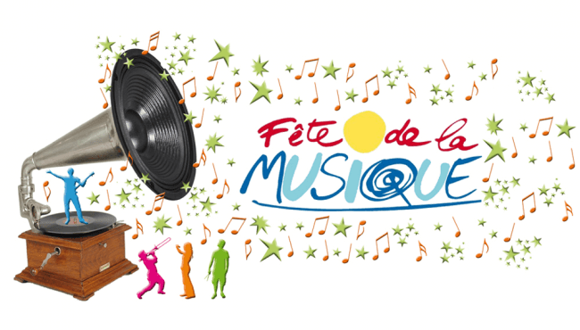 Let's celebrate Music Day!