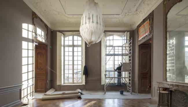 RE-OPENING OF THE RODIN MUSEUM - Thursday, November 12th