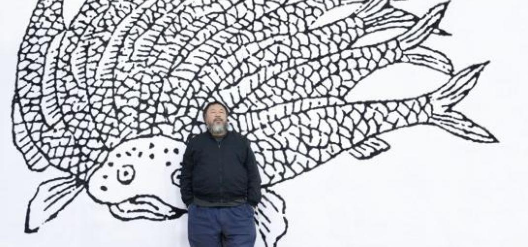 Ai Weiwei at the Bon Marché, exceptionally extended until March 15th