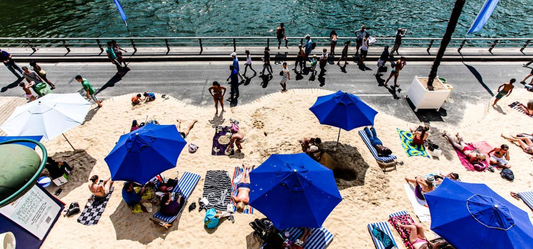 Paris Plage or how to make the most out of summer in Paris!
