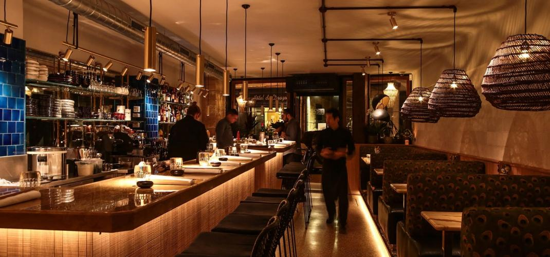 BAR DES PRES - CYRIL LIGNAC recommended by Delphine