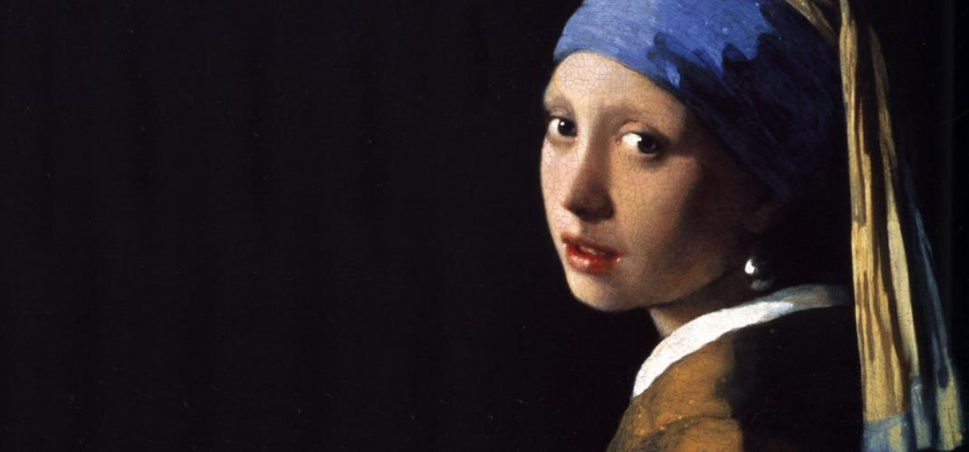 Vermeer Exhibition at the Louvre Museum