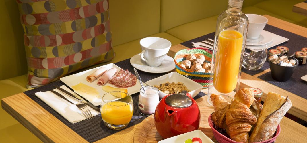 New Breakfast room and products selected just for you!!