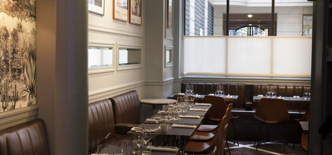 Racines des Prés - A new restaurant tested for you :-)