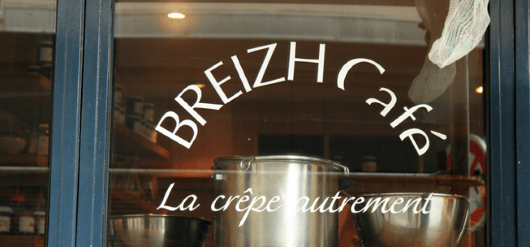 BREIZH CAFE now open near Odéon !!!
