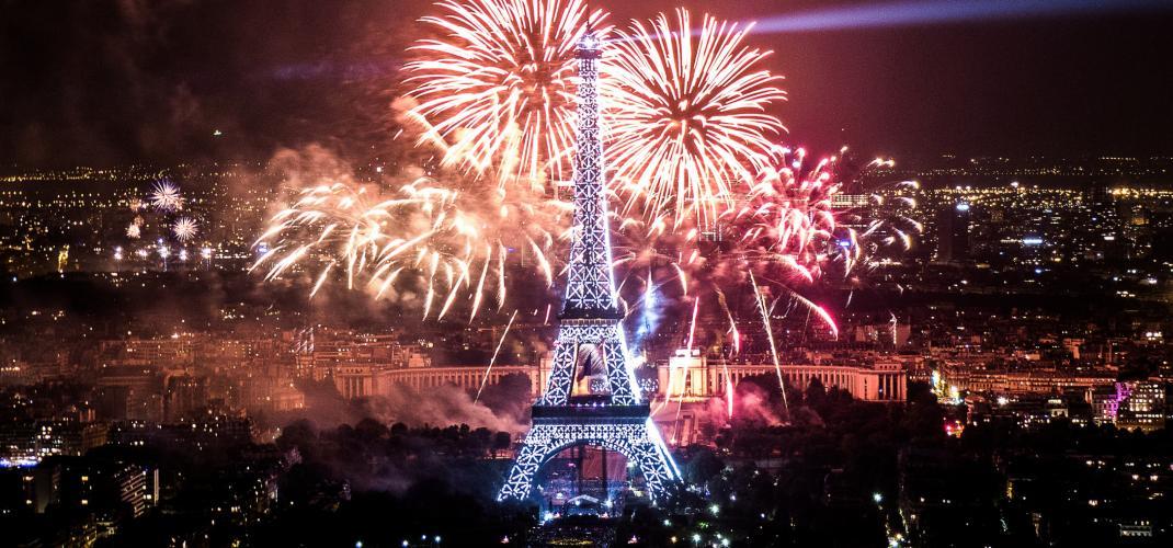 Happy Bastille Day - French National Day !