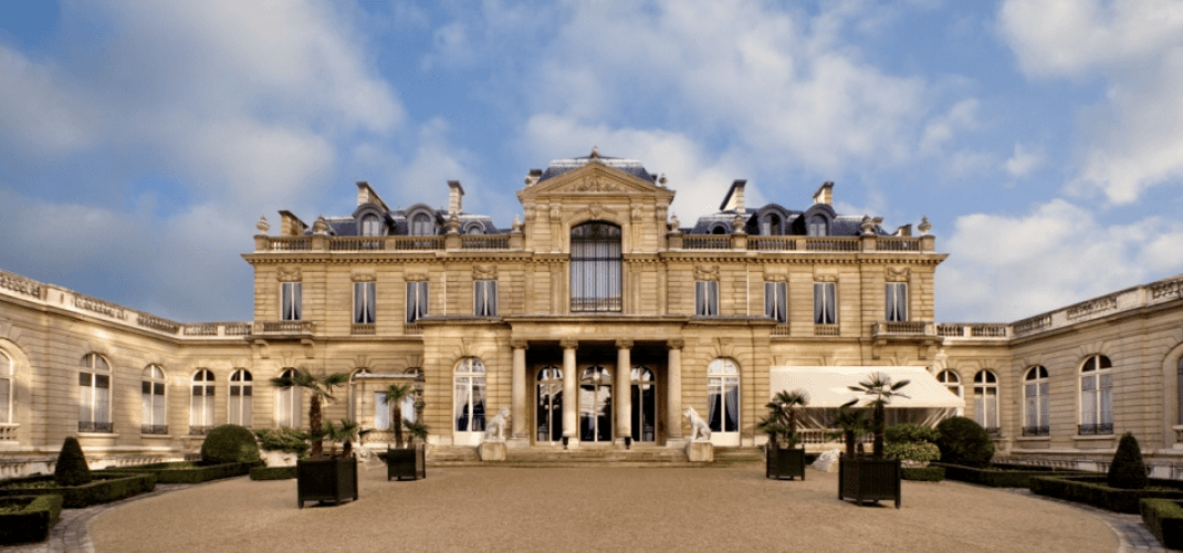A beautiful place to discover : The Musée Jacquemart André
