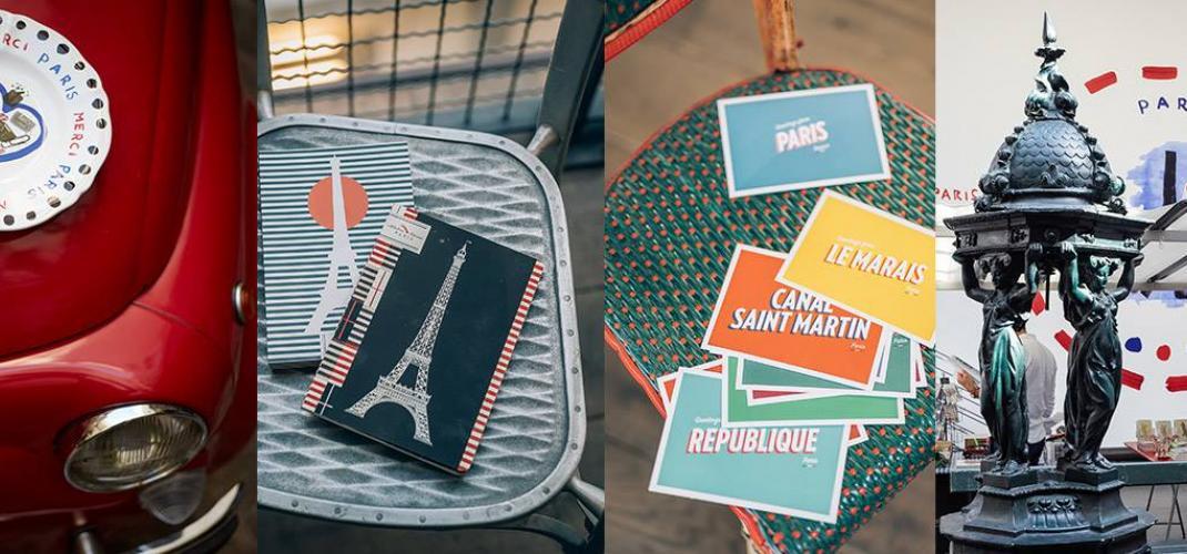 Merci - Souvenirs de Paris