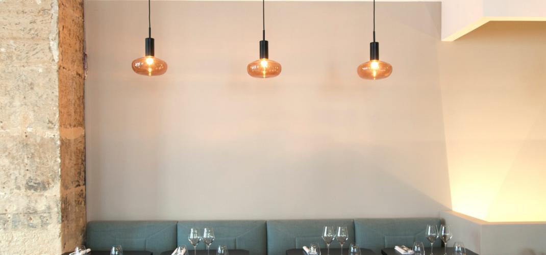 Adrien Ferrand's Restaurant Eels  - A beautiful new address!