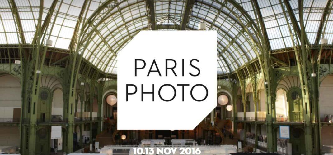 Paris Photo - International fair under the great dome of the Grand Palais