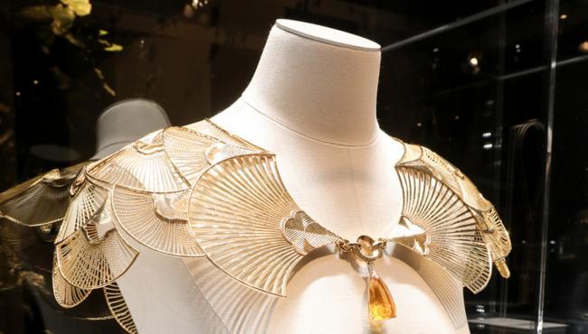 Vendôrama - The universe of jewel maker Boucheron at the Monnaie de Paris!