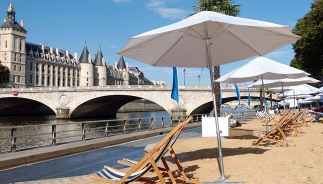 Some ideas on what to do in Paris this August :-)