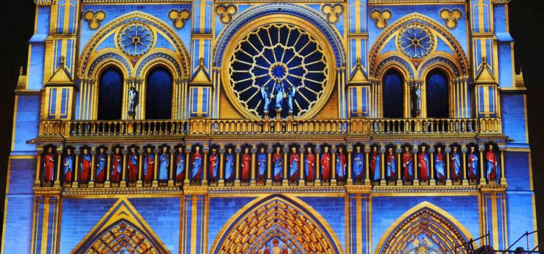 NOTRE DAME DE COEUR - From October 18th to 25th 2018