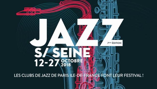 Festival Jazz on the Seine from the 12th to the 27th of October