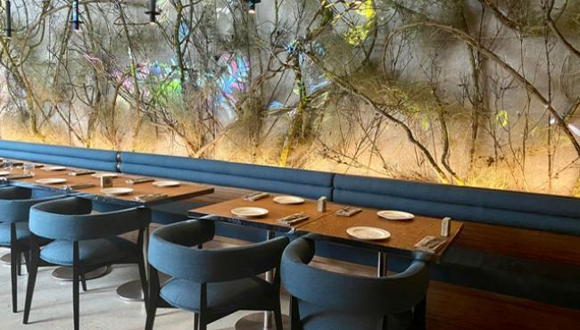 FOREST - restaurant du Musée d'art moderne