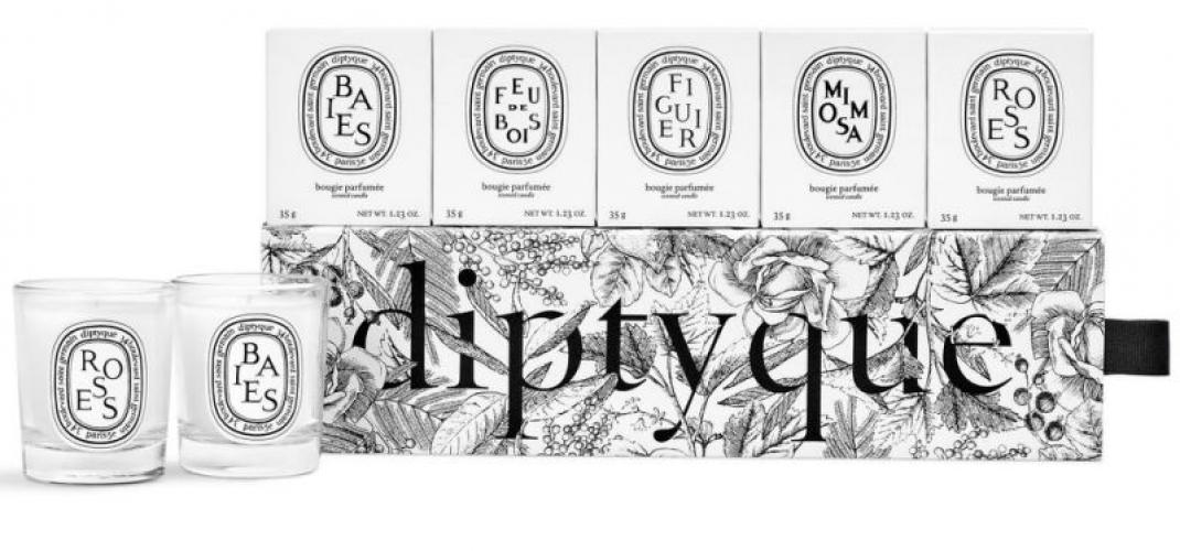 NEWS - Diptyque products for you!