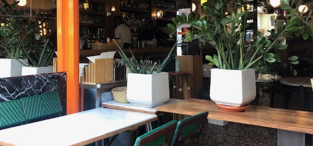 Restaurant Justine, an institution inOberkampf