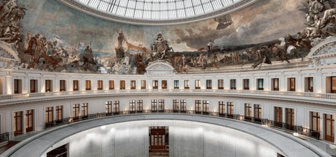 New Museum : La Bourse de Commerce