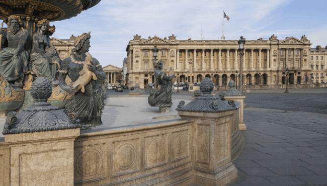 A NEW MUSEUM IN PARIS THE HOTEL DE LA MARINE
