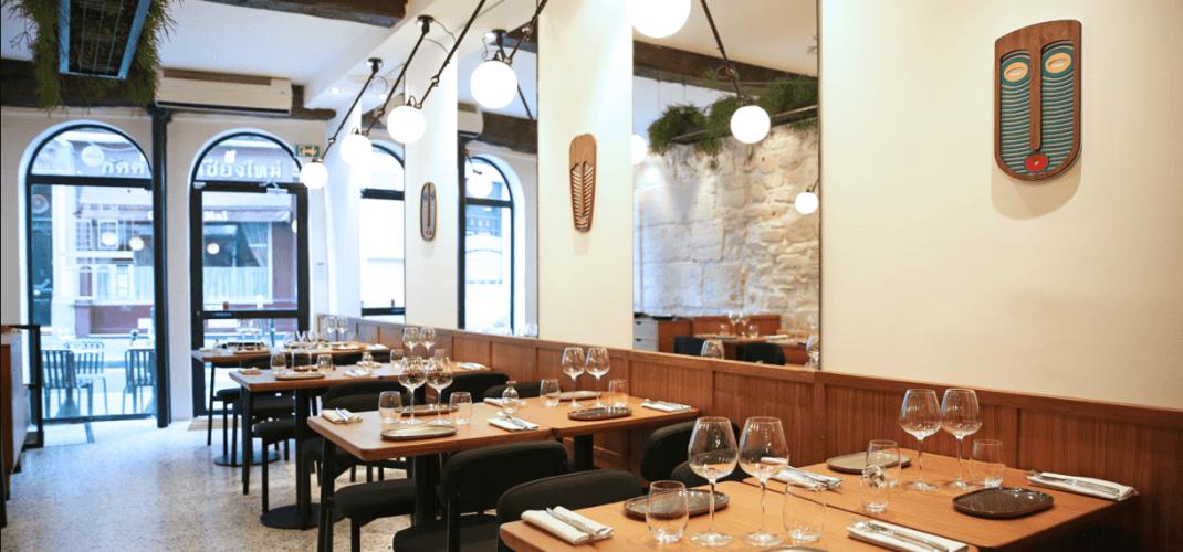 Hébé - A restaurant that will make everyone happy!